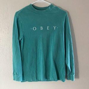 Obey Long Sleeve